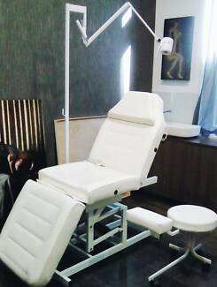 Beauty Salon Massage and Treatment Chair - Remote controlled