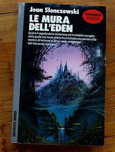 JOAN-SLONCZEWSKI-Le-mura-dell-039-Eden-p-e-1991-Cosmo-Argento-219
