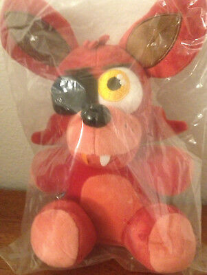 Ships Next Day Sanshee Fnaf Five Nights At Freddys 8  10  Foxy Plush Sealed