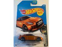 """- /""""Speed Graphics/"""" R34 Hot Wheels 2020-17Nissan GT-R 10//10 weiß"""