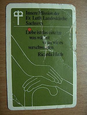 Taschenkalender 1984 Innere Mission der Ev. Luth. Landeskirche Sachsen