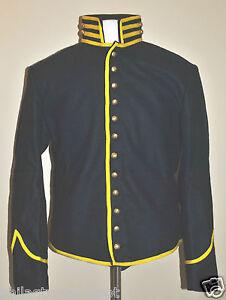 Cavalry Shell Jacket - Highest Quality - (Sizes 34-50) - Civil War - L@@K!!