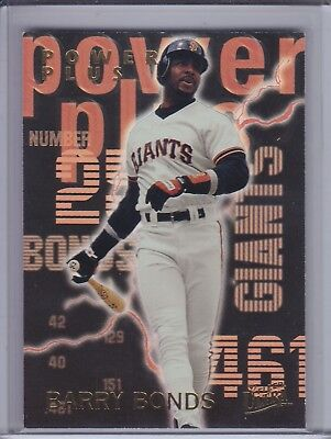 Used, BARRY BONDS 1997 Ultra Power Plus #12 (C8080) for sale  Kankakee