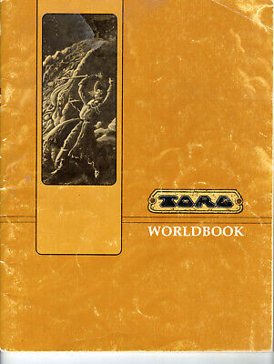 TORG -Possibility Wars Worldbook RPG Role Playing Book West End Games BEST (Best Sci Fi Rpg)