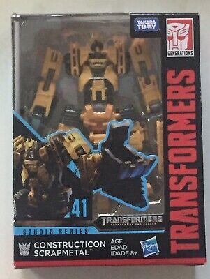 Transformers Studio Series 41 Constructicon Scrapmetal MISB
