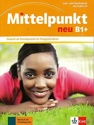Руководство Klett MITTELPUNKT NEU B1+ Lehr-