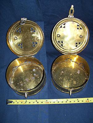 Попурри Set of two Brass Potpourri