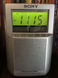 SONY Dream Machine ICF-C793 AM/FM Clock Radio