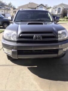 2005  4RUNNER  FOR SALE PRICE REDUCED $14,500