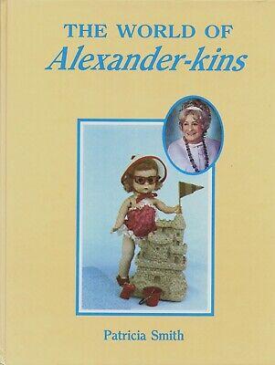 Vintage Madam Alexander-kin Dolls - 700 ea. Identified Valued / Scarce Book