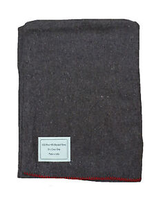 Indian Wool Mix Blanket - Camping/Hiking/Outdoors/Festivals