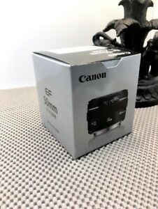 Brand New Canon EOS EF USM 50mm f/1.4 Digital Camera Lens