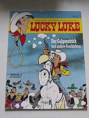 Lucky Luke!Band 42!Der Galgenstrick und andere Gesch...!!!Top Zustand!Ungelesen!
