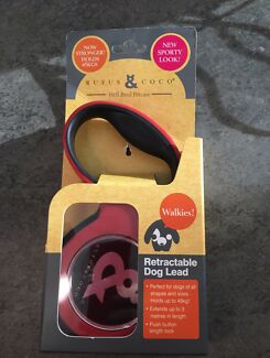 Dog lead- 3m retractable for $10 (value $28)