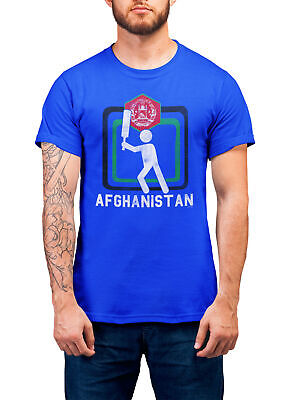 AFGHANISTAN Cricket World Cup 2019 T-Shirt Mens Womens Kids Square Jersey Top