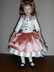 Maggie Iacono 'Satine' Felt Doll