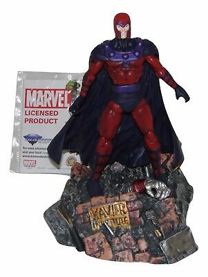 Marvel Select Magneto Action Figure 7 Inch X-Men Loose Complete New