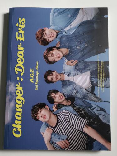 A.C.E Album Changer: Dear Eris Korea Press CD No PCs Donghun Wow Jun BK Chan
