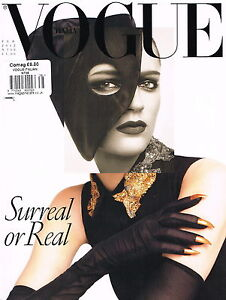 VOGUE Italia February 2012 LAURA KAMPMAN CONSTANCE JABLONSKI URSULA ANDRESS @NEW