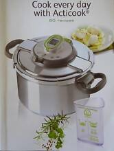 Tefal Acticook 6lt Pressure Cooker - Stainless Steel Newtown Geelong City Preview