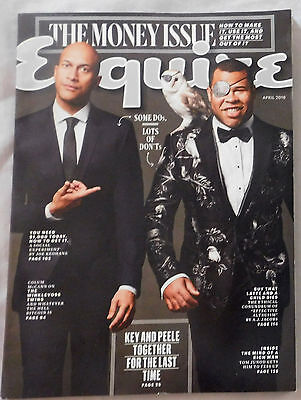 April 2016 Enquire Magazine The Money Issue Key   Jordan Peele Winklevoss Twins