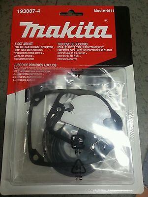 193007-4 Nail Gun O-ring Repair Kit Makita