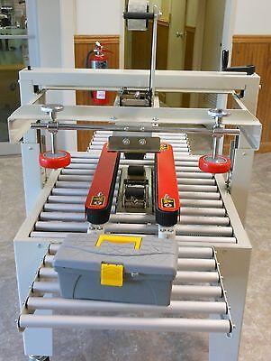 Semi-automatic Case Taper Carton Box Sealer Fxj5050 New Free Shipping