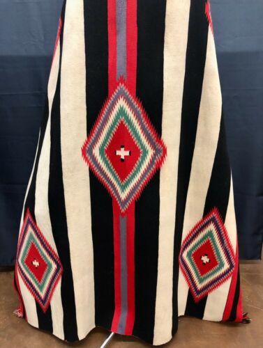 A Rare Original Navajo Chief