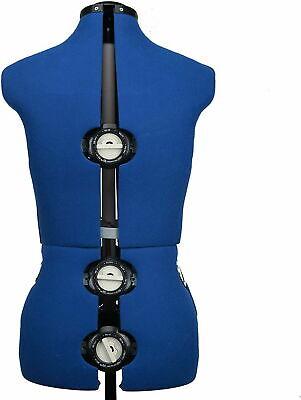 Adjustable Dress Mannequin Dress Form Torso Female Tailor Sewing Seamstress