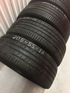 Goodyear Eagle All Season Tires 205/55/16