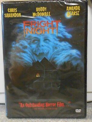 Fright Night (DVD, 1998) RARE 1985 HORROR BRAND NEW HALLOWEEN SPECIAL SALE PRICE ()
