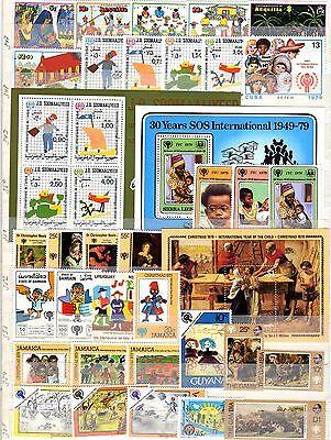 Jahr des Kindes 1979 - Lot  **  ( 31212 )