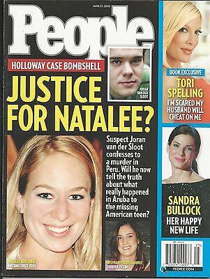 People Magazine Sandra Bullock Tori Spelling Bradley Cooper Joan Rivers