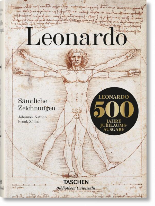 Frank Zöllner Leonardo da Vinci. Das zeichnerische Werk