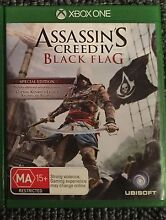 Xbox One - Assassins Creed Black Flag Mango Hill Pine Rivers Area Preview