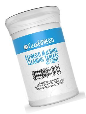 Espresso Machine Cleaning Tablets - CleanEspresso Model BR-0