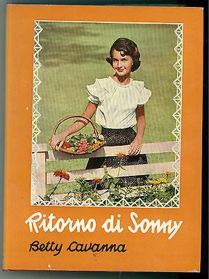 CAVANNA BETTY RITORNO DI SONNY BALDINI & CASTOLDI 1955 LA MELAGRANA 26