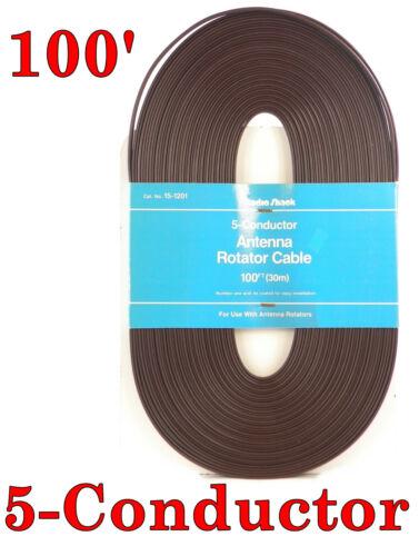 Radio Shack Archer 15-1201 5-Conductor 100