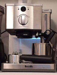 Machine à espresso BREVILLE café Roma