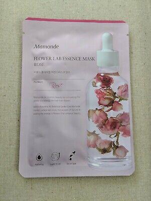 Mamonde Rose Flower Lab Essence Sheet Mask - 1 Mask - New ()