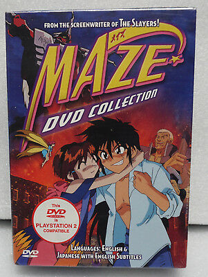 Maze DVD Collection  Anime  (factory sealed)