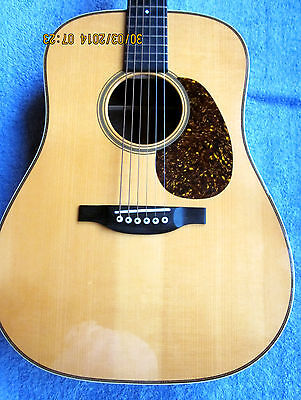 Bourgeois Vintage D Hollow Body Brazilian Rosewood Acoustic Guitar on Rummage