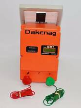 Daken DAKENAG Solar Powered Fence Energizer 5km SBT5 #701513 Ipswich Ipswich City Preview