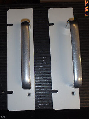 Aluminum Electronic Equipment Rack Handles And Mounting Plates Audio Test