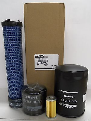 New Holland T1510 T1520 Gear Compact Tractor Filter Service Kit