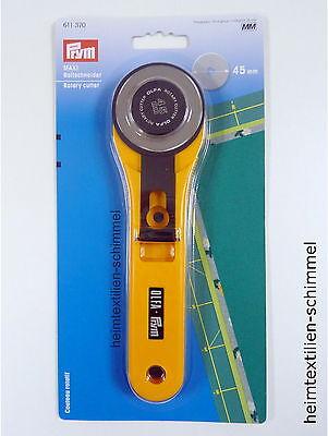 PRYM Rollschneider Maxi Klinge 45mm Durchmesser 611370