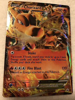 Charizard EX XY29 Pokémon Card!