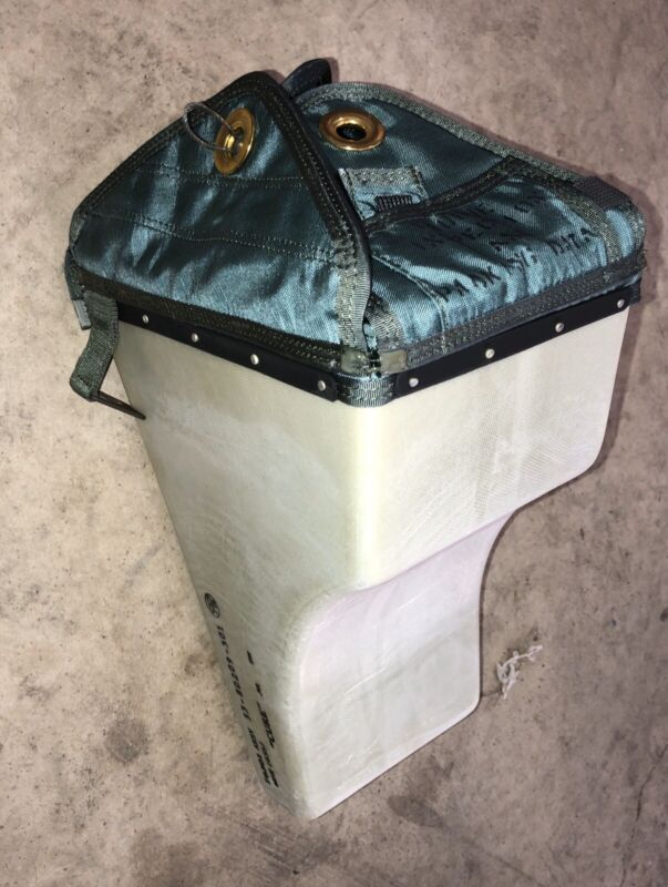 F-4 Phantom Martin Baker Ejection Seat Drogue Chute Container P/N 53-80209-301