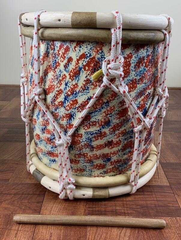 Professional Tambora-Rope Tuned Handcrafted.Tambora De Soga-Tipica