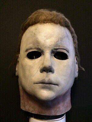 "Spookhouse Props - JFK ""H2"" Michael Myers mask"